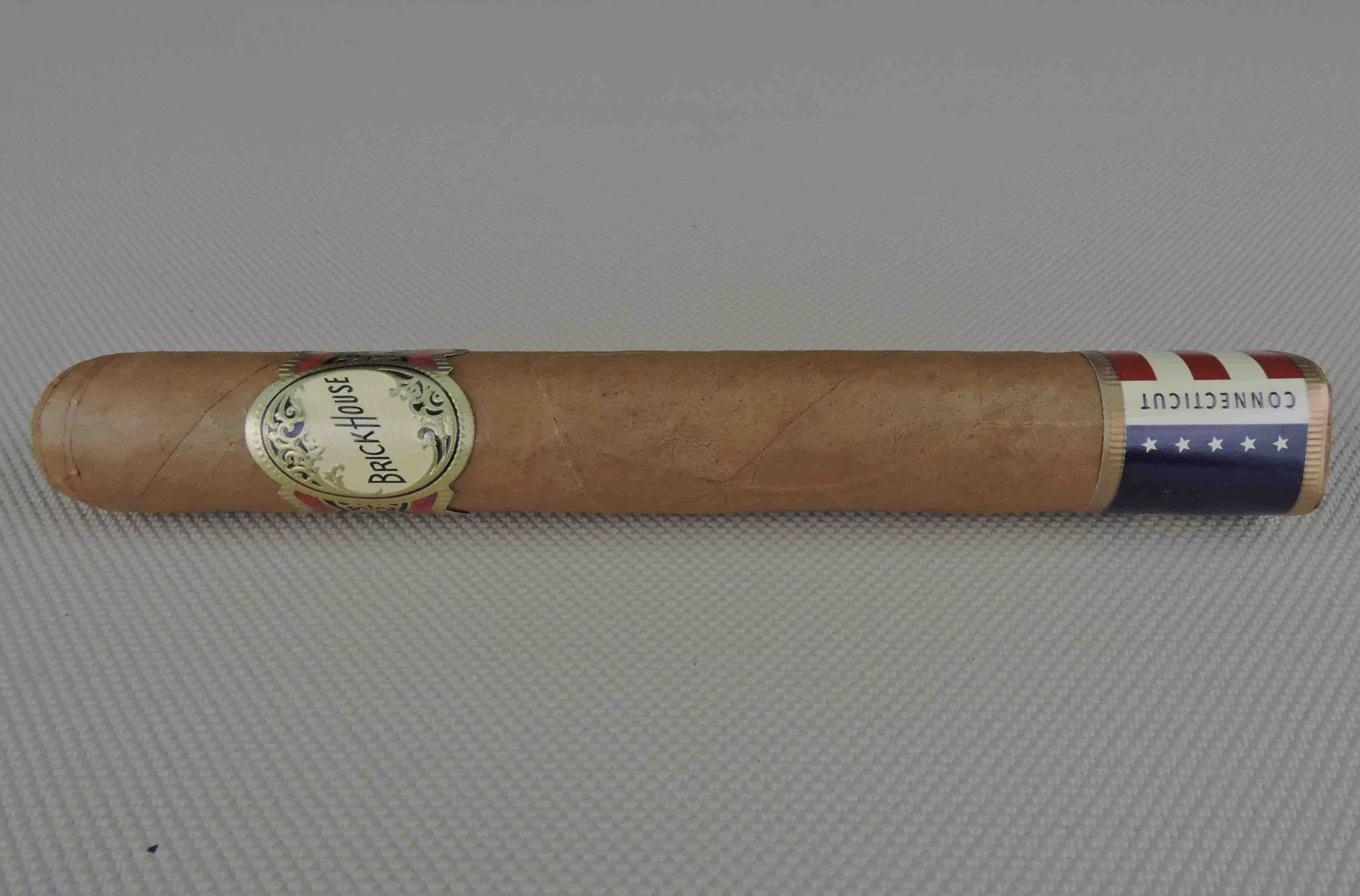 Cigar Review: Brick House Double Connecticut Toro by J.C. Newman Cigar Company