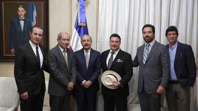 Cigar News: Cigar Leaders Meet with Dominican President Danilo Medina