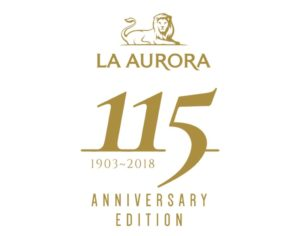 Cigar News: La Aurora 115th Anniversary Limited Edition Cigars Hit U.S.
