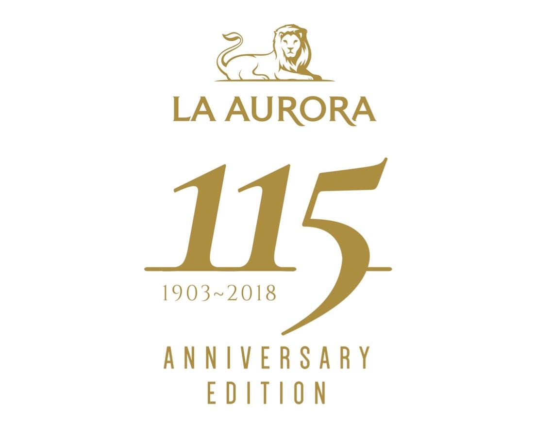 Cigar News: La Aurora 115th Anniversary Limited Edition Cigars Hit U.S.
