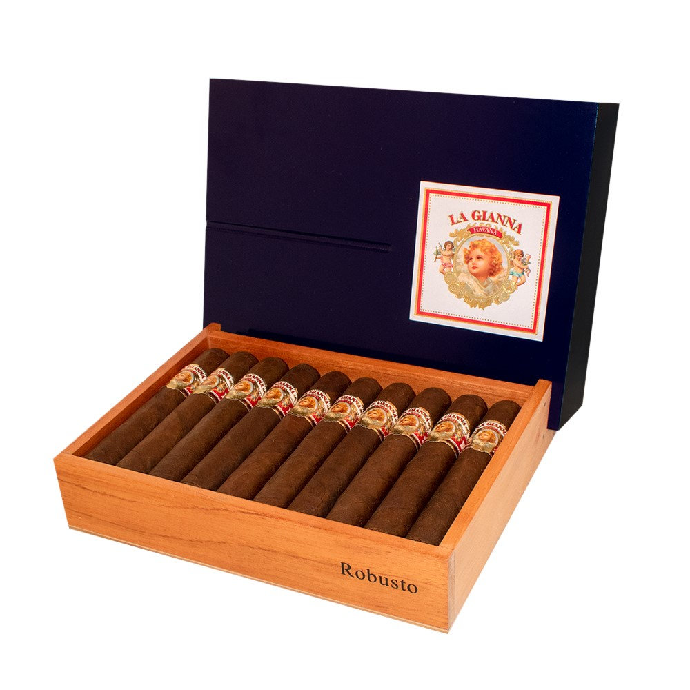 Cigar News: United Cigar Updates Packaging for La Gianna Havana