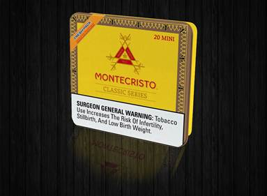 Cigar News: Altadis U.S.A. to Release Montecristo Classic Mini Cigarillo