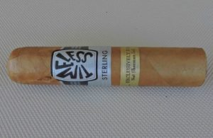 Agile Cigar Review: Nat Sherman Timeless Sterling Short Robusto