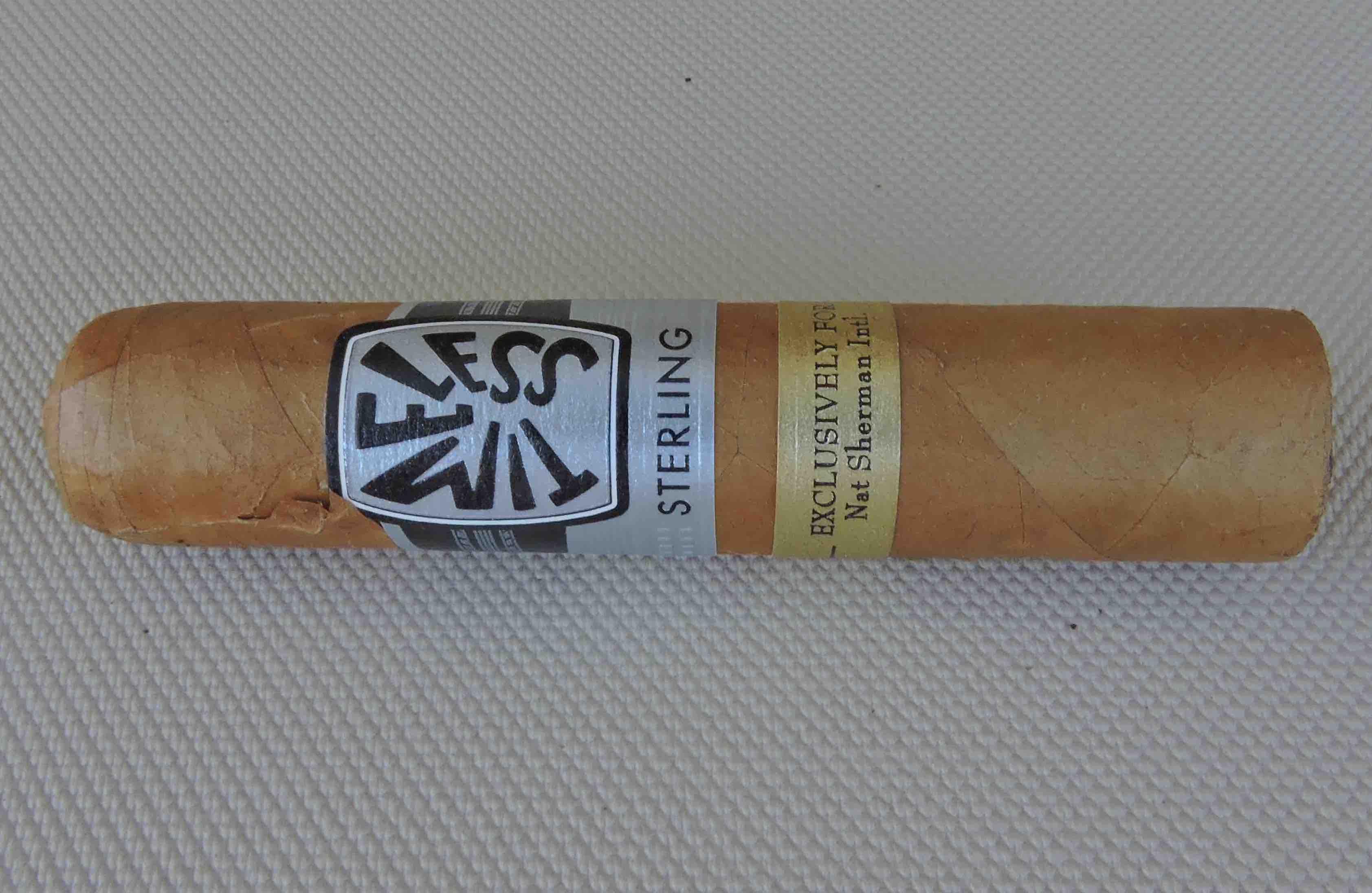 Agile Cigar Review: Nat Sherman Timeless Sterling Short Robusto