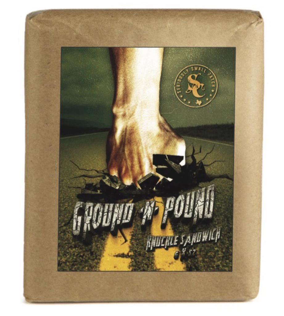 Cigar News: Aganorsa Leaf Releasing Ground N Pound for Serious Cigars