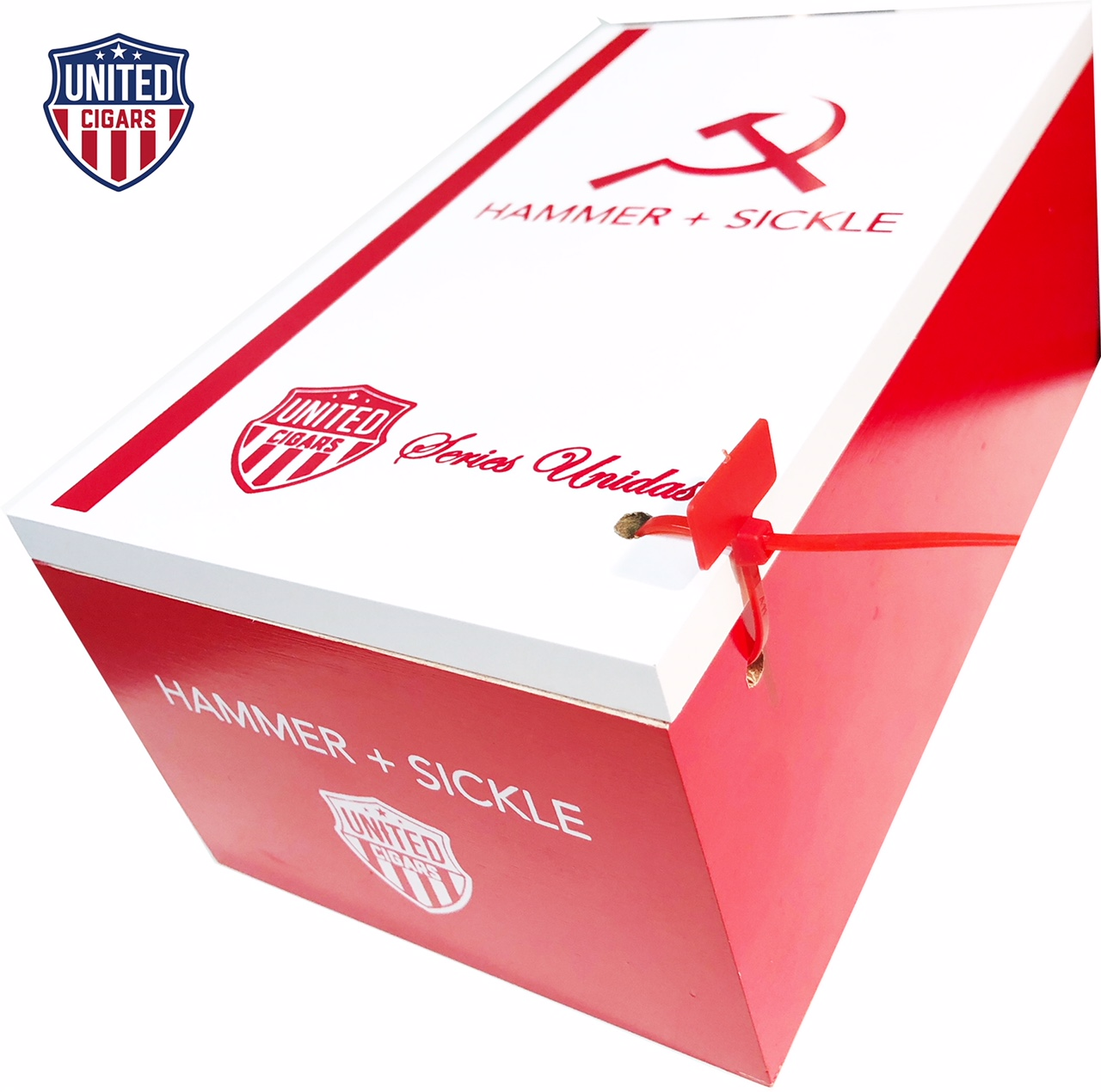Cigar News: United Cigars Teams up with Hammer + Sickle for Series Unidas Collaboration Release