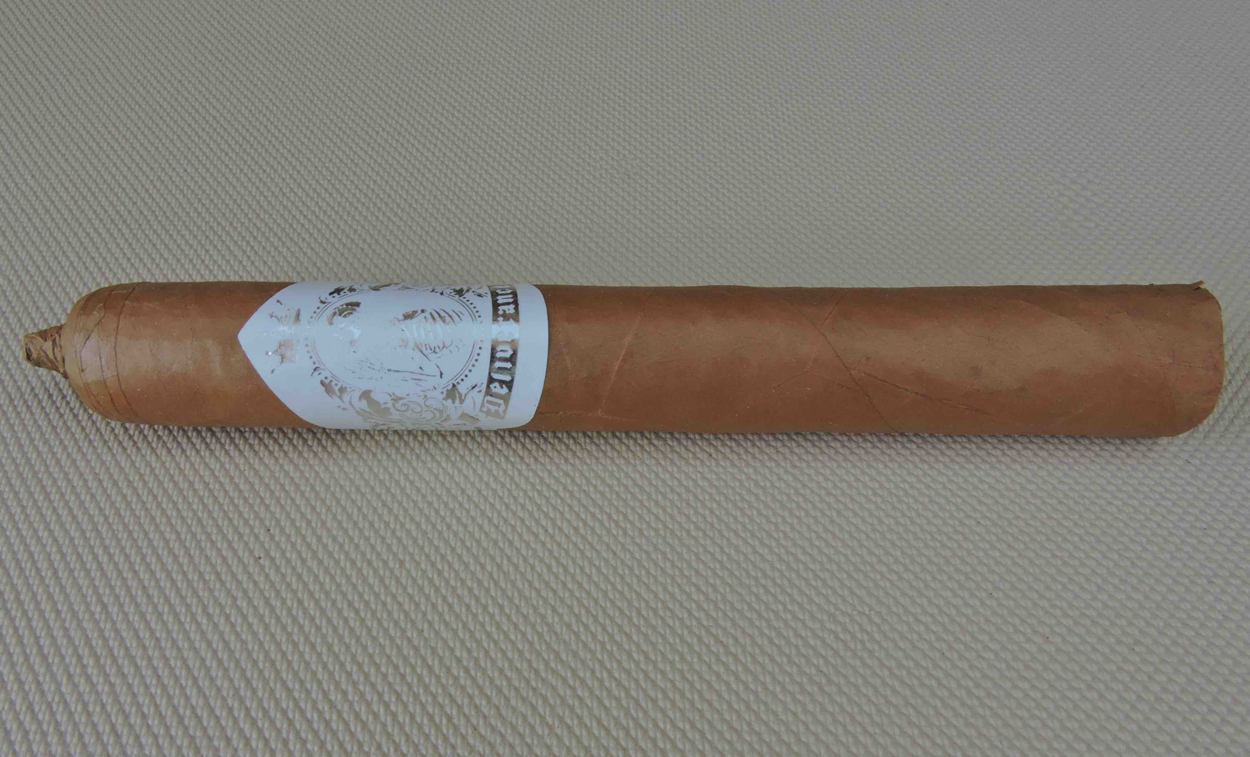 Cigar Review: Black Label Trading Company Deliverance Porcelain (Corona Gorda – 2018)