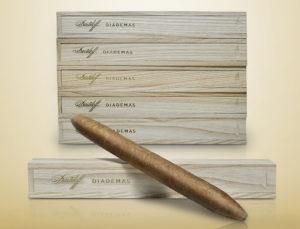 Cigar News: Davidoff Diademas 100 Returns for Limited Vault Program Release