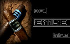 Cigar News: Emilio AF1 and AF2 Relaunched