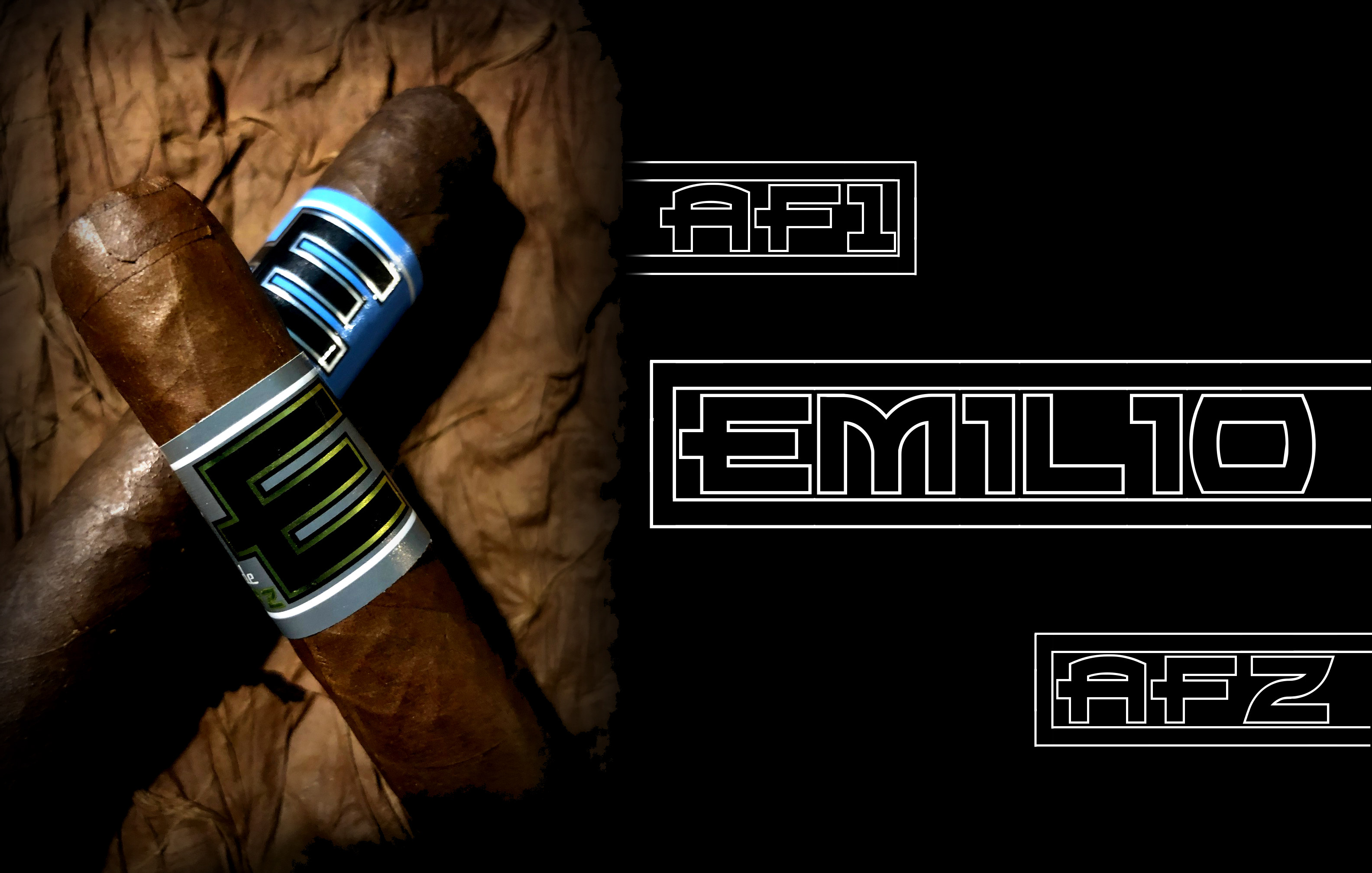 Cigar News: Emilio AF1 and AF2 Relaunched