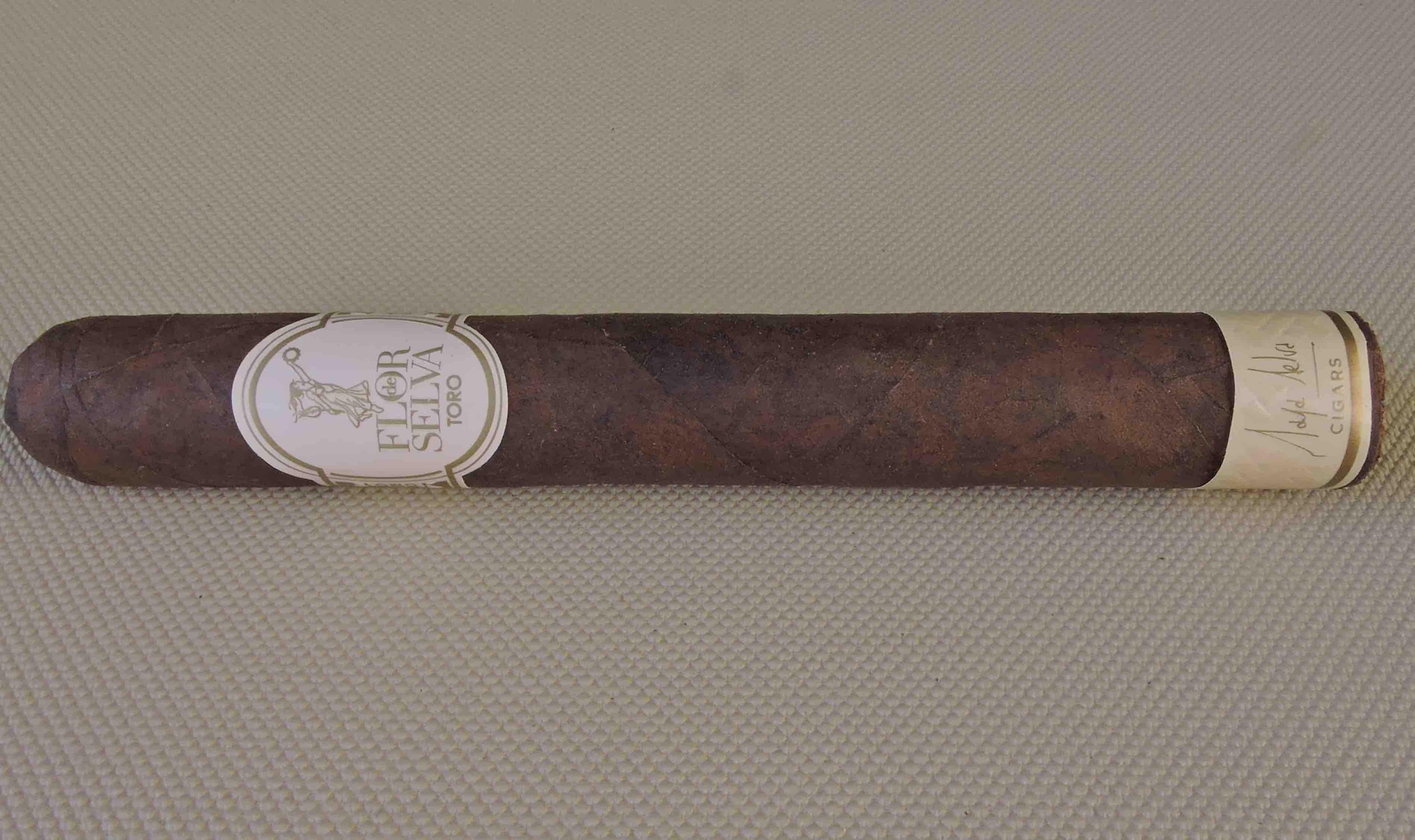 Agile Cigar Review: Flor de Selva Maduro Toro by Maya Selva Cigars