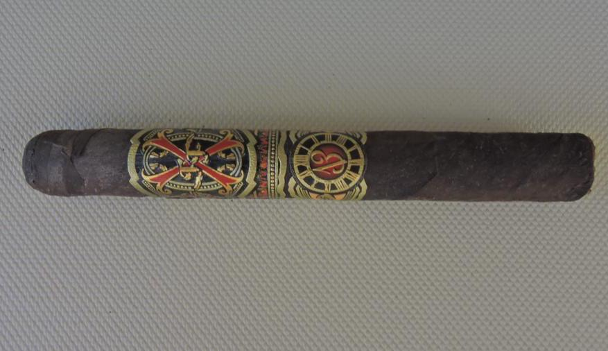 Agile Cigar Review: Fuente Fuente OpusX ForbiddenX 13 Nacimiento 1912 (TAA Exclusive 2018)