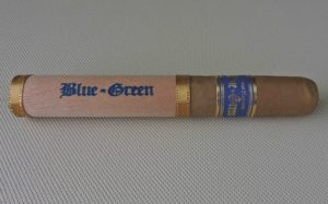 Cigar Review: Gran Habano Blue in Green Gran Robusto