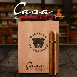 Cigar News: Guardian of the Farm Buster to be Casa de Montecristo Houston Exclusive