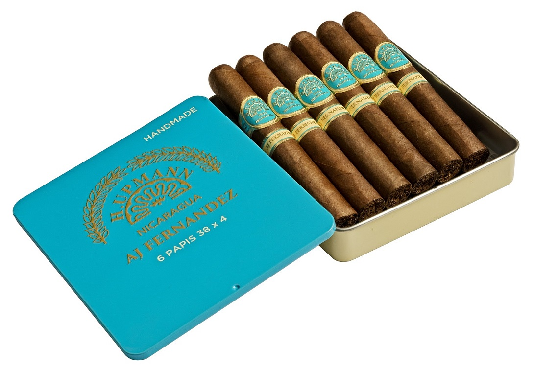 Cigar News: Altadis U.S.A. to Introduce H. Upmann Nicaragua by AJ Fernandez Papi Tin Offering