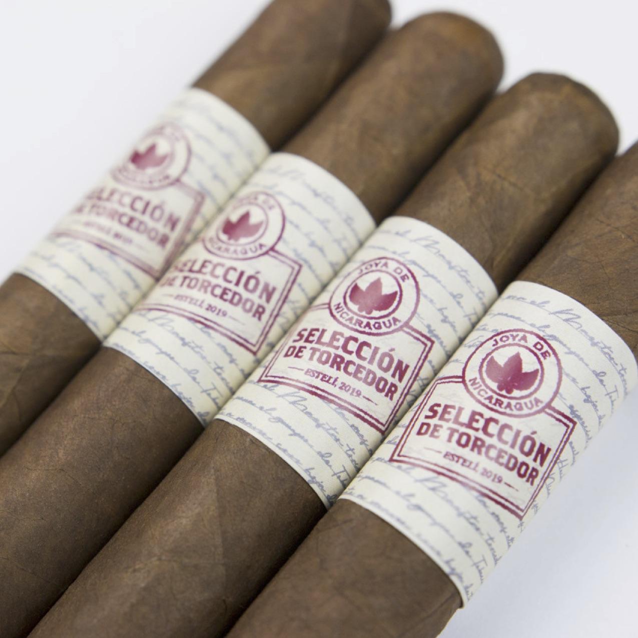 Cigar News: Joya de Nicaragua 2019 TAA Exclusive Releases Head to Retailers