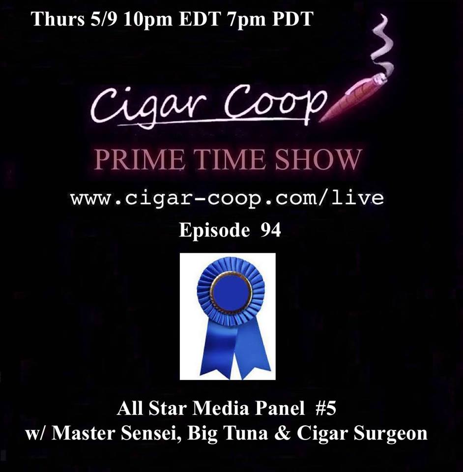 Announcement: Prime Time Episode 94 – All Star Media Panel #5