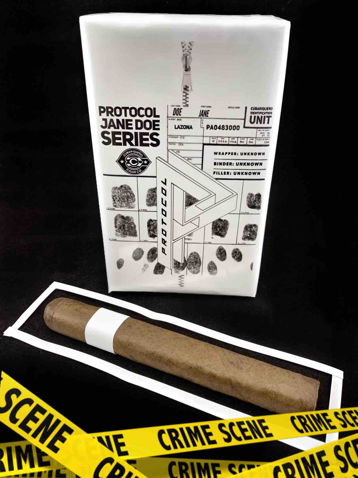 Cigar News: Cubariqueño Cigar Company to Release Protocol Jane Doe Series