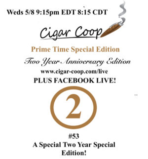 Announcement: Prime Time Special Edition #53 – Two Year Anniversary Show
