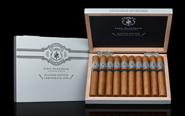 Cigar News: Zino Platinum Master Edition Throwback 2008