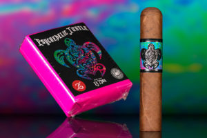 Cigar News: Psychedelic Turtle Becomes Latest Espinosa/Cigar Dojo Collaboration