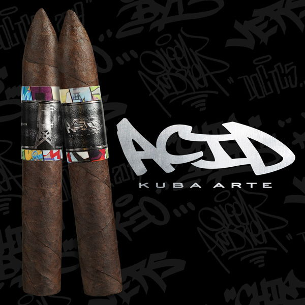 Cigar News: Drew Estate to Launch ACID Kuba Arte at 2019 IPCPR