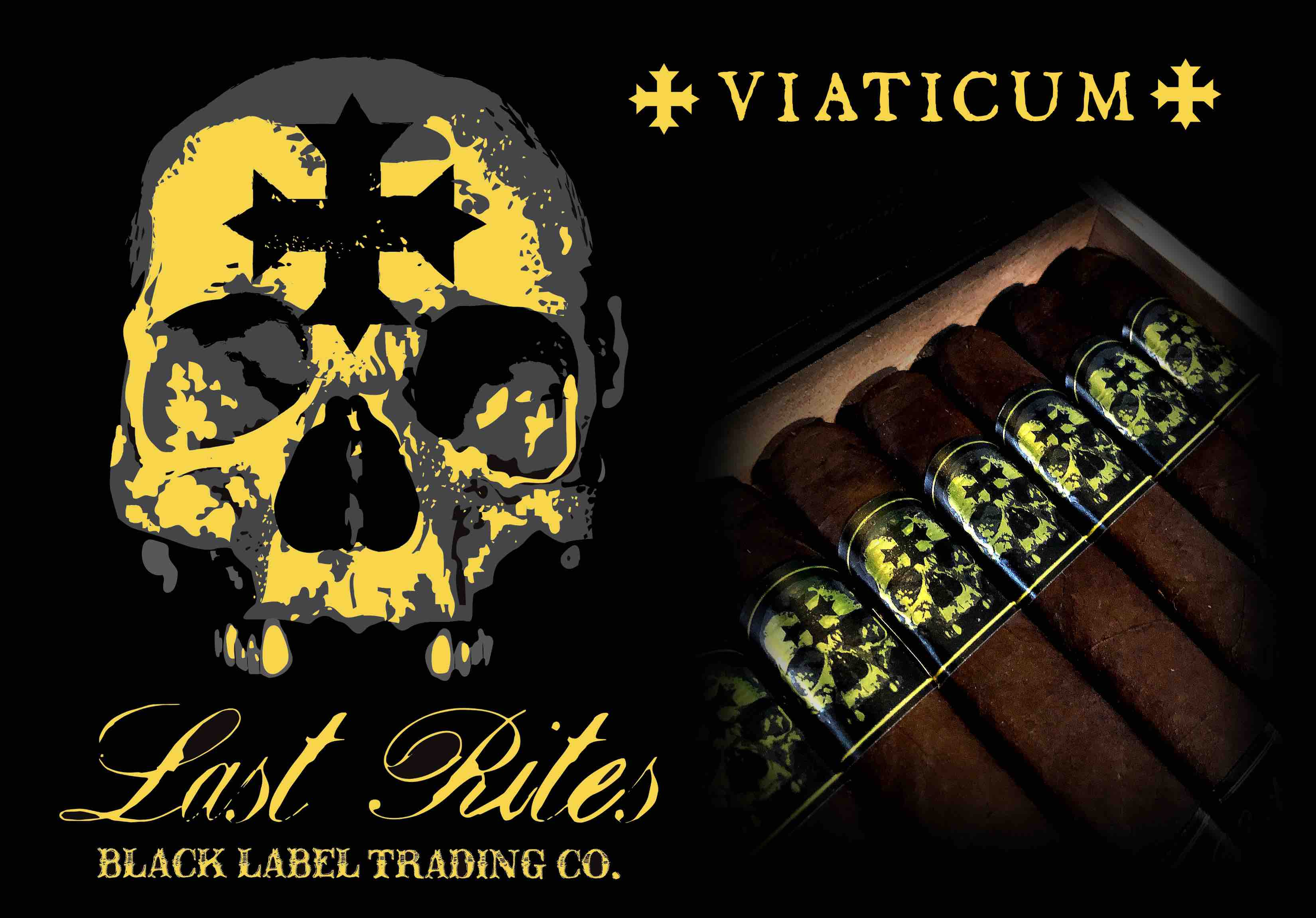 Cigar News: Black Label Trading Company Last Rites Viaticum Heads to Retailers
