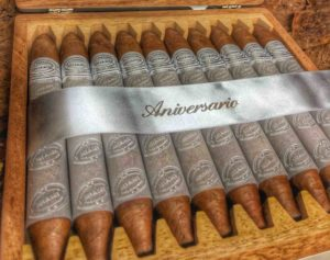 Cigar News: Aganorsa Leaf to Release Casa Fernandez Aniversario Box Pressed Perfecto at 2019 IPCPR