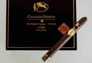 Cigar News: Cavalier Genève Announces Black Series USA Exclusive Rebranding