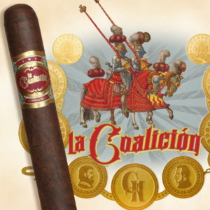 Cigar News: Drew Estate Announces Partnership on La Coalición with Crowned Heads