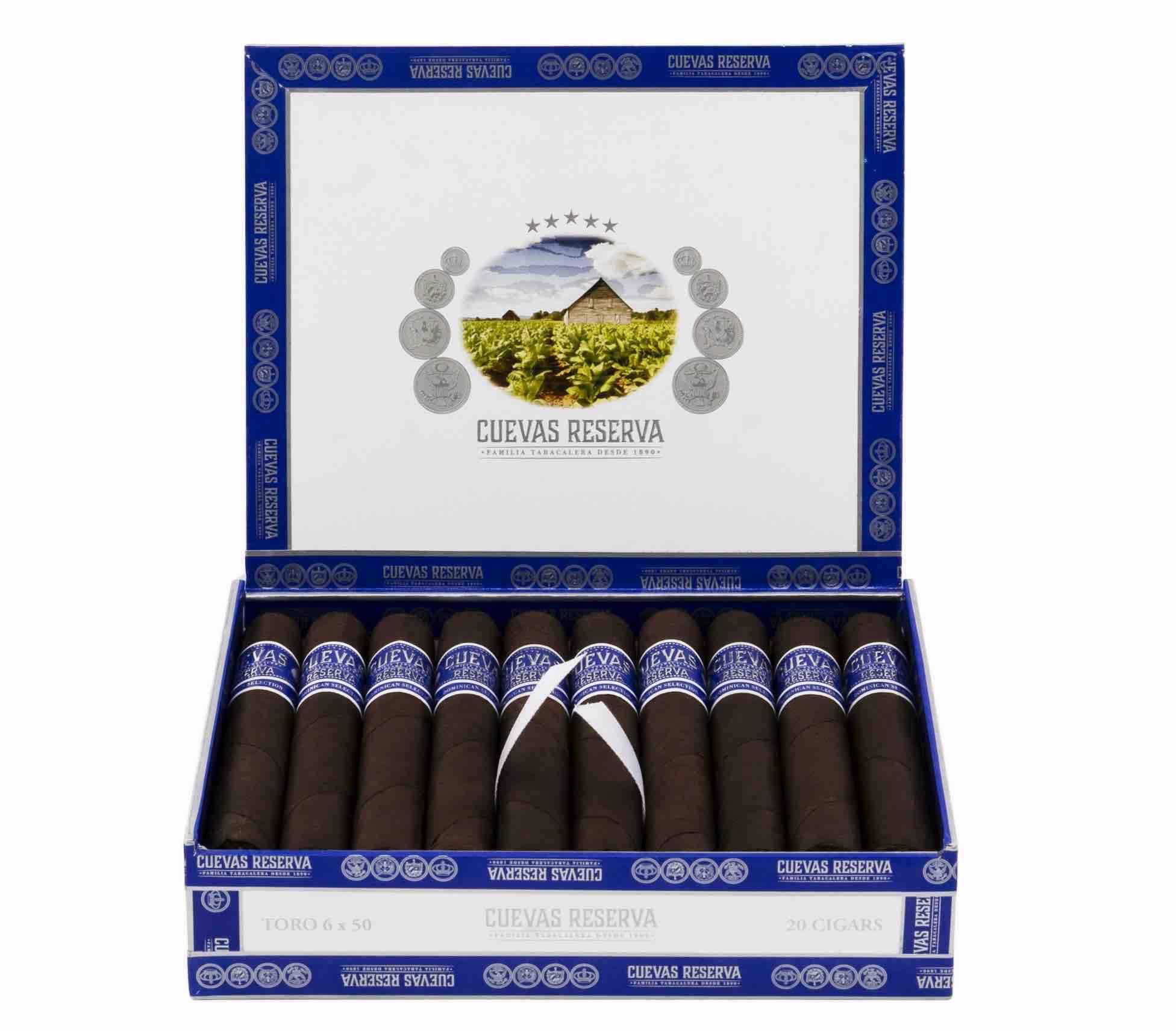 Cigar News: Casa Cuevas Cigars to Release Cuevas Reserva at 2019 IPCPR Trade Show