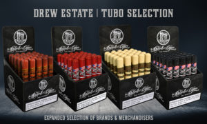Cigar News: Drew Estate to Unveil Eight Tubo Releases at 2019 IPCPR