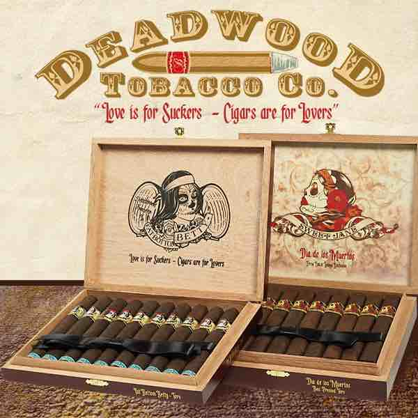 Cigar News: Drew Estate Announces Fat Bottom Betty Toro and Sweet Jane Dia de los Muertos Line Extensions at 2019 IPCPR