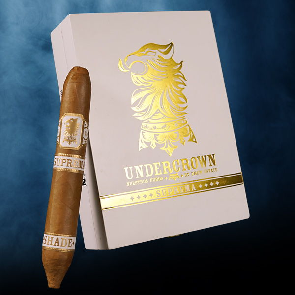 Cigar News: Drew Estate to Launch Undercrown Shade Suprema at 2019 IPCPR