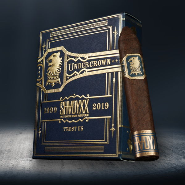 Cigar News: Drew Estate Undercrown ShadyXX Heads to Retailers