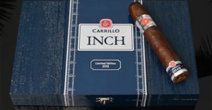 Cigar News: E.P. Carrillo INCH Limited Edition 2019 to Debut at IPCPR
