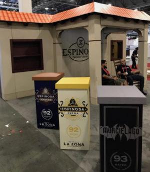 """Cigar News: """"Green Booth"""" for Espinosa Cigars at 2019 IPCPR"""