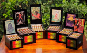 Cigar News: Foundation Cigar Company Revises Packaging of The Upsetters