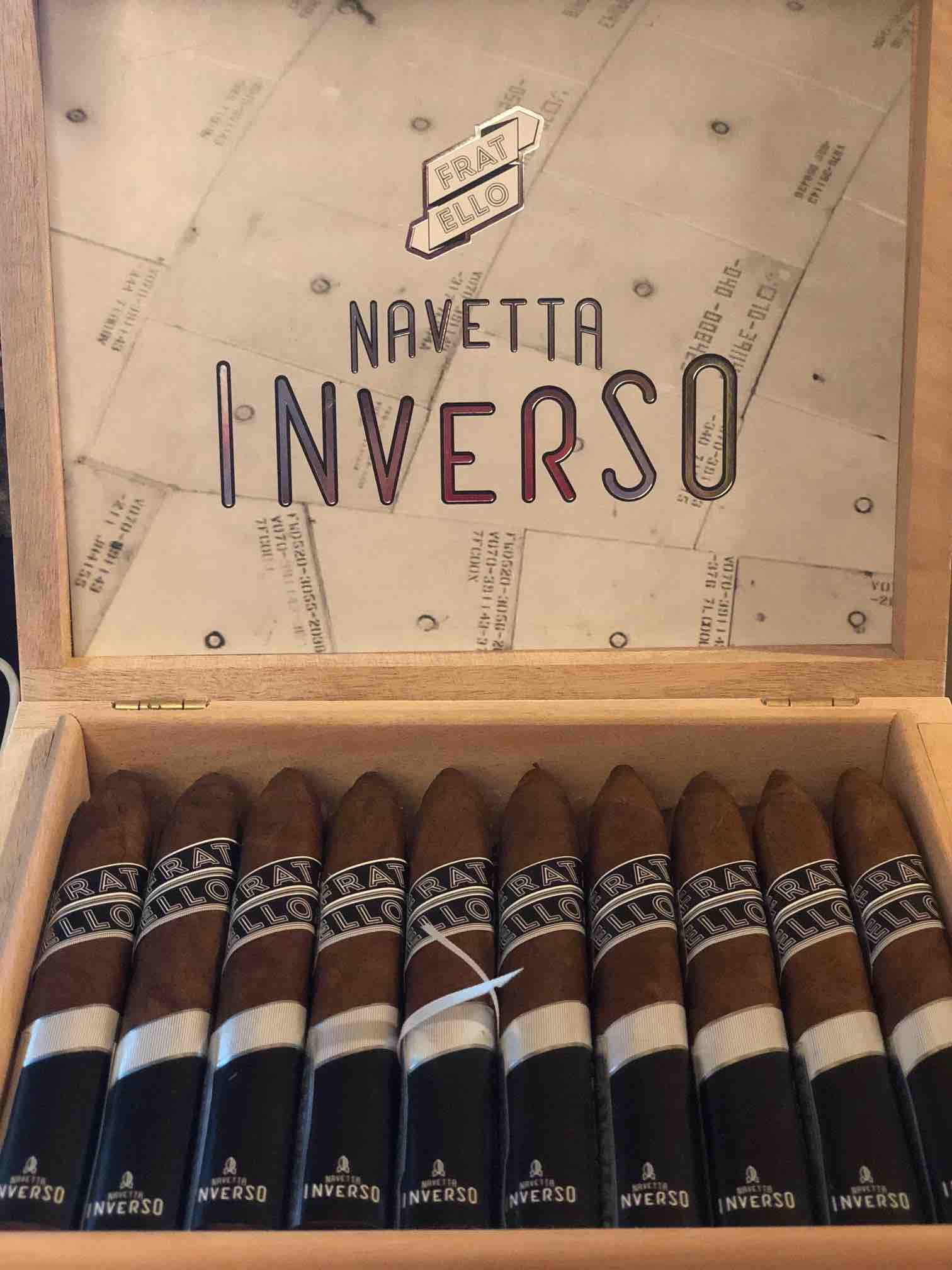 Cigar News: Fratello Navetta Inverso Boxer to Debut at the 2019 IPCPR Trade Show