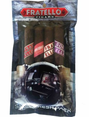 Cigar News: Fratello Cigars to Release Space Fresh Pack