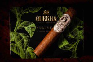 Cigar News: Gurkha Treinta to Debut at the 2019 IPCPR