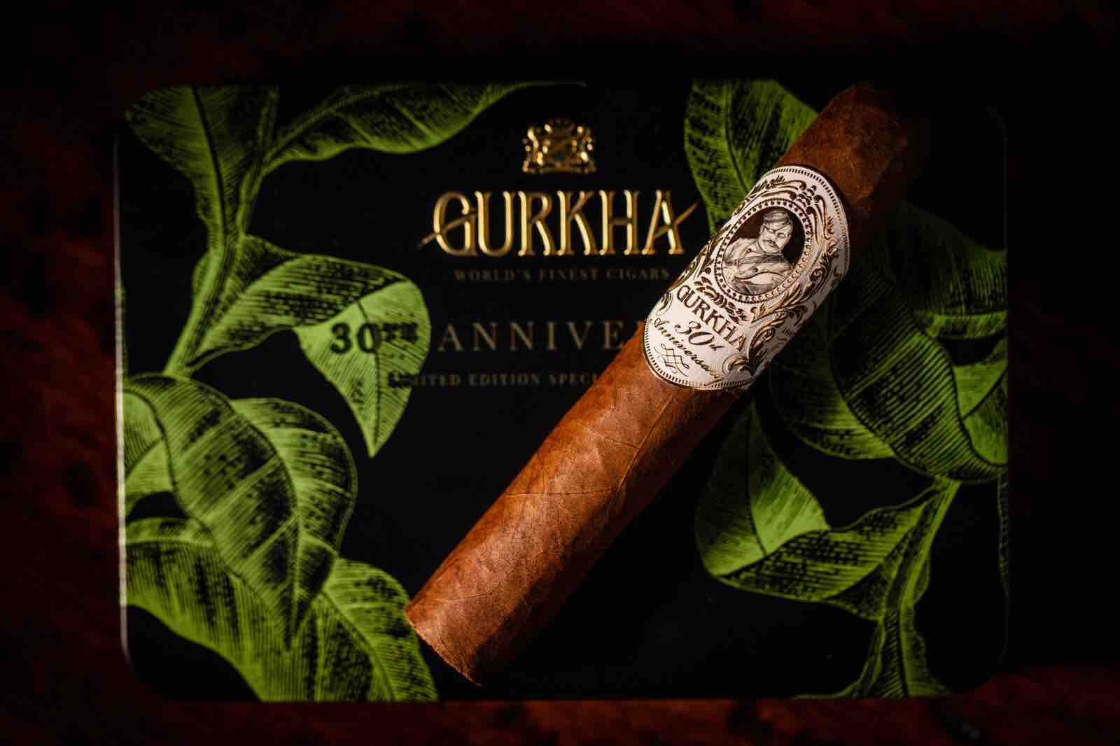 Cigar News: Gurkha Treinta to Debut at the 2019 IPCPR