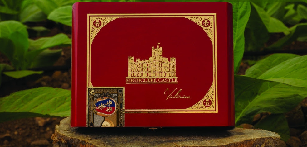Cigar News: Highclere Castle Victorian to Launch at 2019 IPCPR