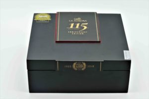 Cigar News: La Aurora 115th Anniversary Regular Production Line to be Showcased at 2019 IPCPR