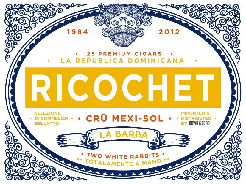 Cigar News: La Barba Ricochet Crü Mexi-Sol to Debut at the 2019 IPCPR