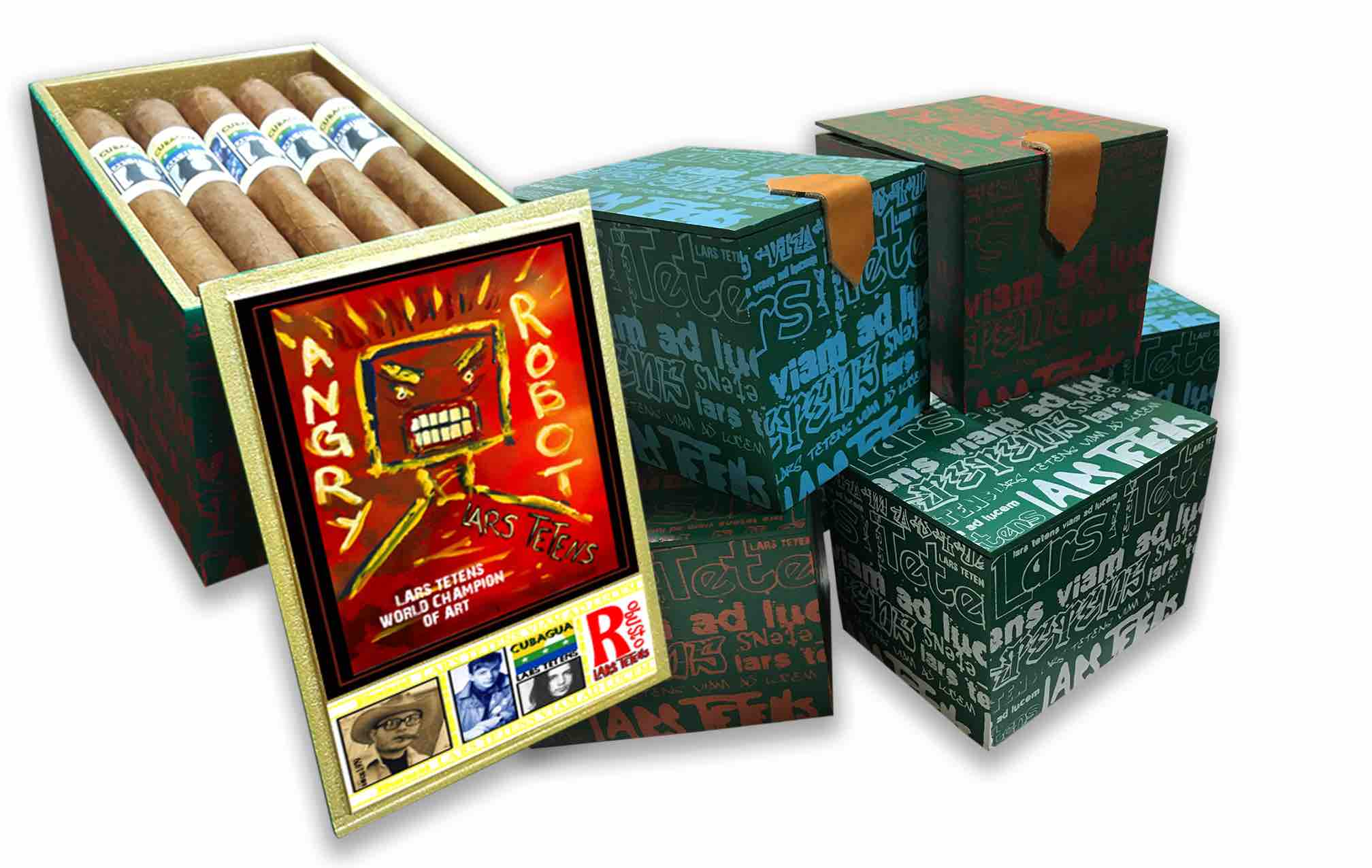 Cigar News: Lars Tetens Brands Announces Relaunched Lines for 2019 IPCPR
