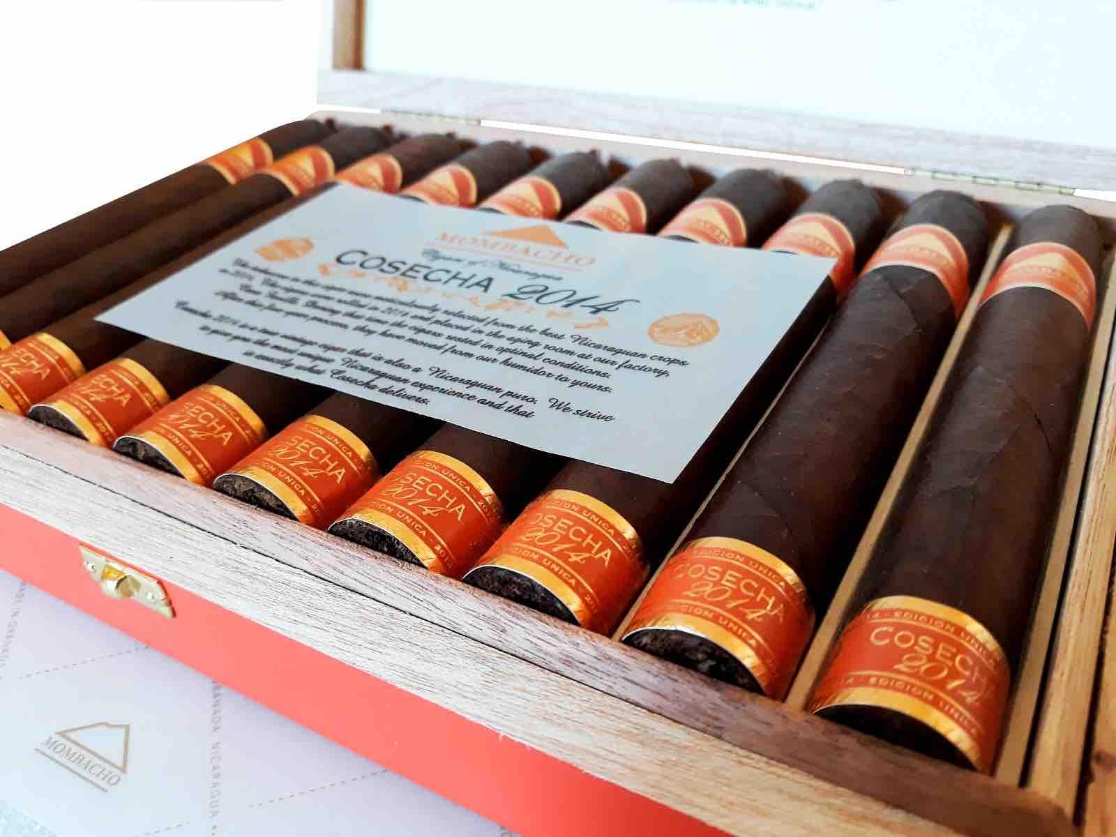 Cigar News: Mombacho Cigars SA to Release Cosecha 2014