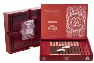 Cigar News: Plasencia Alma del Fuego to Launch at 2019 IPCPR