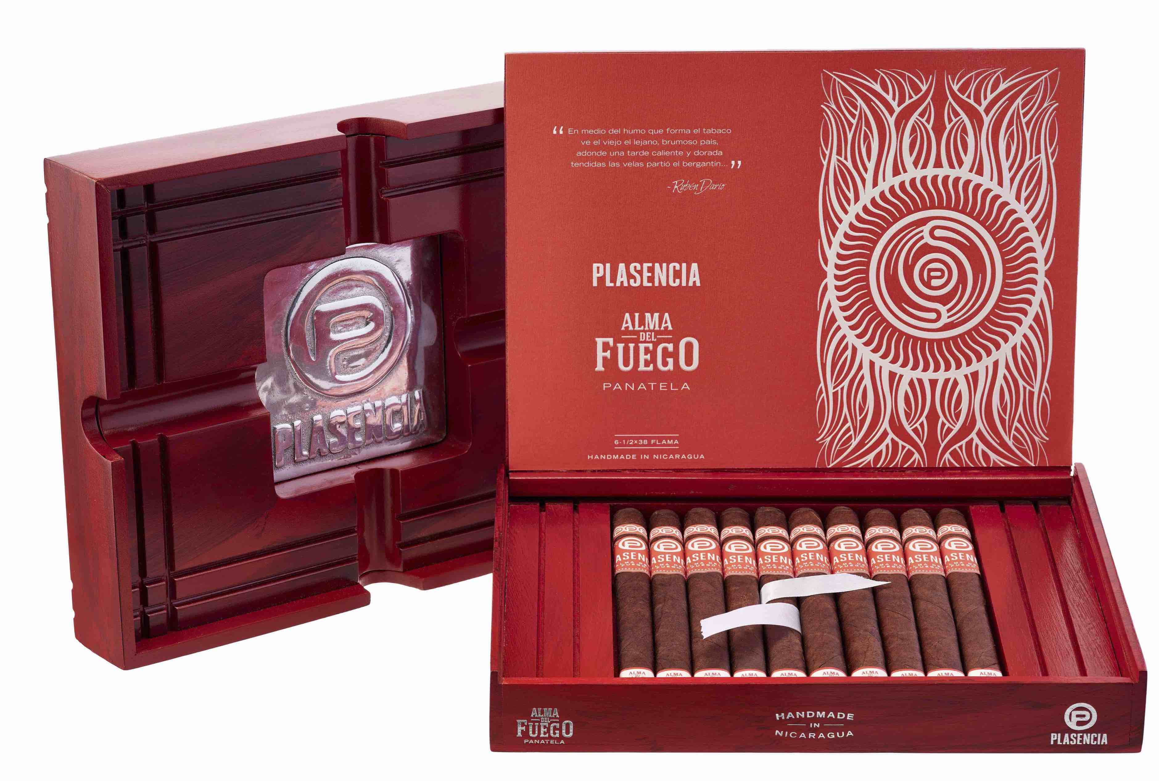 Cigar News: Plasencia Alma del Fuego to Launch at 2019 IPCPR
