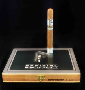 Cigar News: Cubariqueño Cigar Company Protocol to Launch Official Misconduct Corona Gorda at 2019 IPCPR